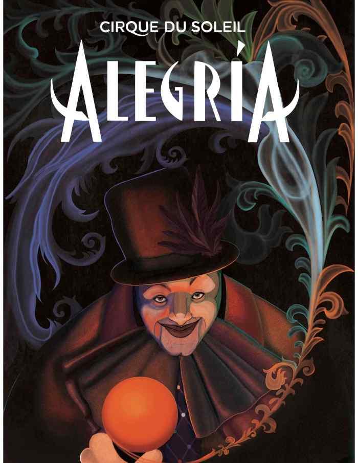 Alegria - Poster