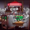 Koala T Poker_Koalas Playing Poker_Full Color_Full Room 10.12.58AM
